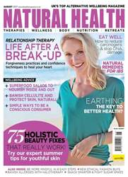 Natural Health issue Aug-17