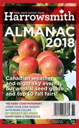 Harrowsmith Fall 2017/18 (Almanac) issue Harrowsmith Fall 2017/18 (Almanac)