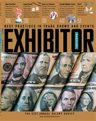 EXHIBITOR July 2017 issue EXHIBITOR July 2017