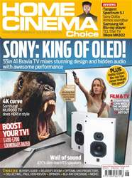 Home Cinema Choice Magazine Cover