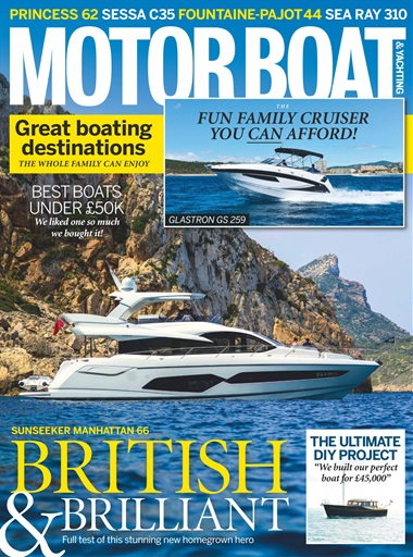 Motorboat & Yachting Digital Issue