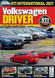 Volkswagen Driver issue August 2017