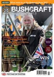 Bushcraft & Survival Skills Magazine issue Issue 69