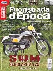 FUORISTRADA & MOTOCROSS D'EPOCA Magazine Cover