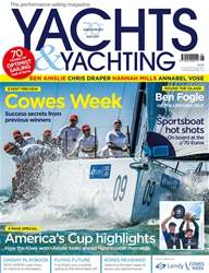 Yachts and Yachting August 2017 issue Yachts and Yachting August 2017