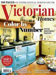 Victorian Homes issue Fall 2017