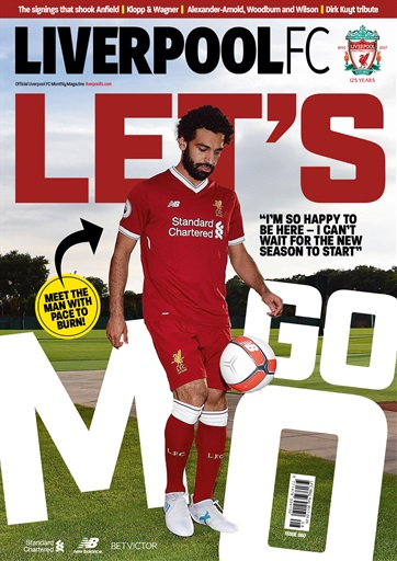 Liverpool FC Magazine Preview