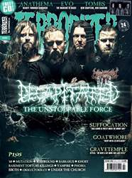 Terrorizer 283 issue Terrorizer 283