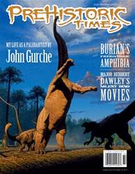 Prehistoric Times issue #122 summer 2017