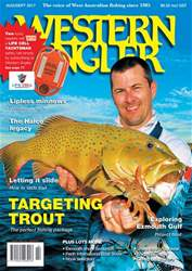 Western Angler issue Aug-Sept2017