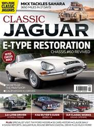No. 6:  E-Type Restoration issue No. 6:  E-Type Restoration