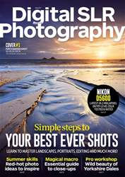 Digital SLR Photography issue August 2017