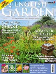 The English Garden August 2017 issue The English Garden August 2017