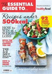 The Essential Guide to Recipes Under 500kcal issue The Essential Guide to Recipes Under 500kcal