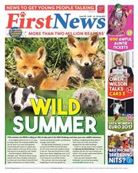 First News Issue 578 issue First News Issue 578