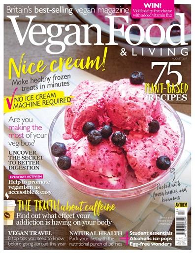 Vegan Food & Living Preview