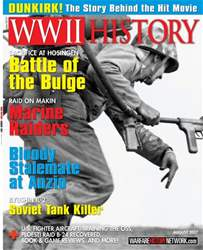 WW2 History Magazine issue August 2017