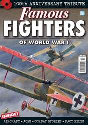Famous Fighters of WWI issue Famous Fighters of WWI