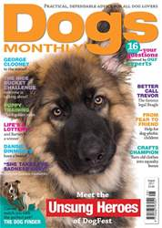 Dogs Monthly issue August 2017