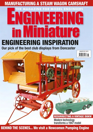Engineering in Miniature Preview