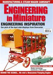 Engineering in Miniature issue Aug-17