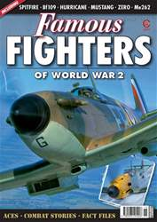 Famous Fighters of WWII issue Famous Fighters of WWII