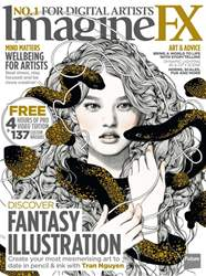 ImagineFX issue ImagineFX