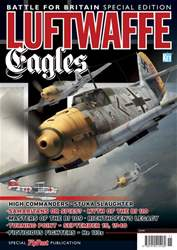Luftwaffe Eagles issue Luftwaffe Eagles