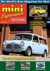 The Mini Experience issue Issue 7