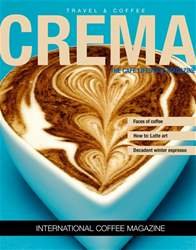 Crema Magazine issue Crema Intl #47