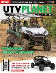 UTV Planet Magazine issue July / August / Sept 2017