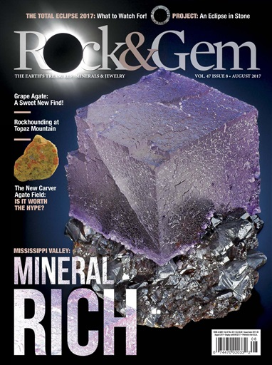 Rock & Gem Magazine Preview