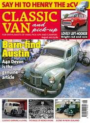 Vol. 17 No. 9: Barn-find Austin issue Vol. 17 No. 9: Barn-find Austin