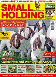Smallholding Magazine Cover