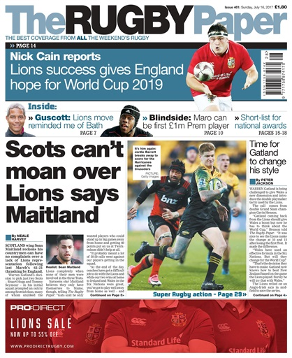 The Rugby Paper Digital Issue