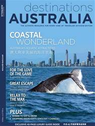 Destinations Australia 2017 issue Destinations Australia 2017