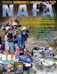 National Australian Fishing Annual (NAFA) issue 33