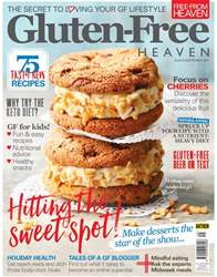 Gluten-Free Heaven August/September 2017 issue Gluten-Free Heaven August/September 2017