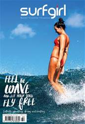 SurfGirl Magazine issue Issue 60