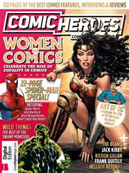 Comic Heroes issue Issue 32