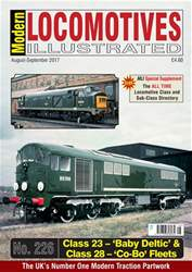 Modern Locomotives Illustrated issue Issue 226