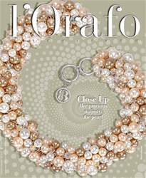 l'Orafo Italiano July-August 2017 issue l'Orafo Italiano July-August 2017