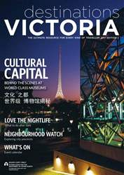 Destinations Series issue Destinations Victoria 2017 Edition 2