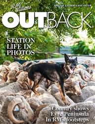 OUTBACK 114 issue OUTBACK 114