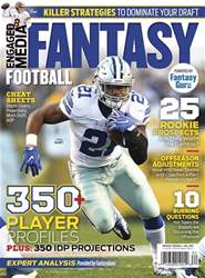 Fantasy Football Fall 2017 issue Fantasy Football Fall 2017