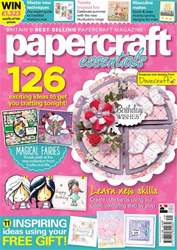 Papercraft Essentials issue Issue 149
