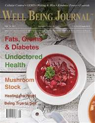 Well Being Journal issue Sept/Oct 2017