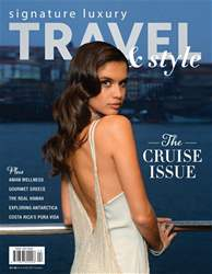 Signature Luxury Travel & Lifestyle issue Winter - Volume 26
