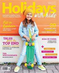 Holidays With Kids issue Volume 52