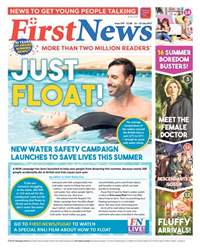 First News Issue 579 issue First News Issue 579